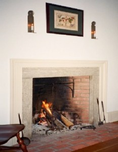 Rumford fireplaces the homer c godfrey company for Count rumford fireplace